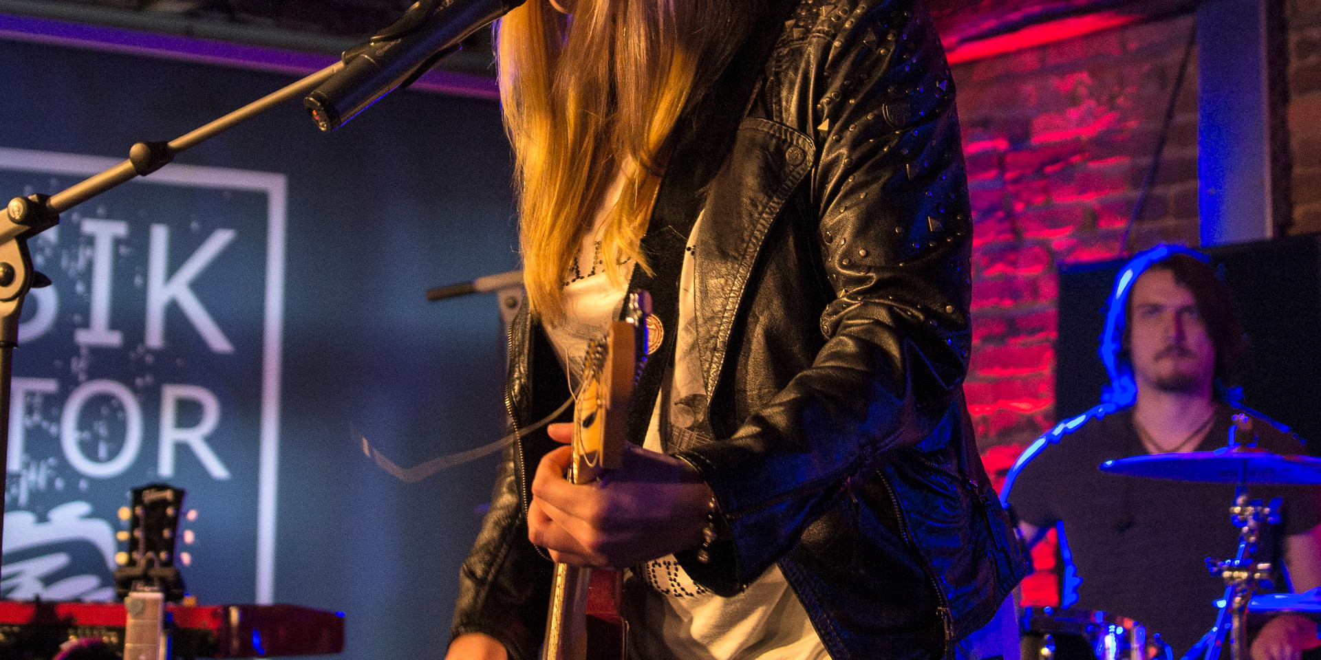 Ninna Attal Support at Schiller Herford 2015