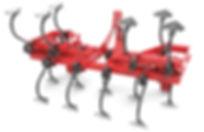 cultivador de brazo espiral