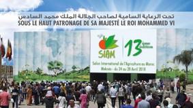 Salon Internacional de la Agricultura en Marruecos