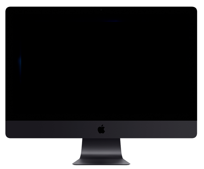 pantalla de ordenador con vídeo
