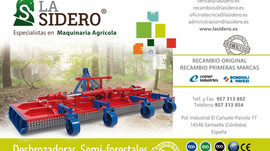 "Presentes en ""AGROEXPO"" Don Benito"