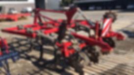 rastrojero usado, maquinaria agrícola