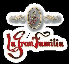 logotipo la gran familia
