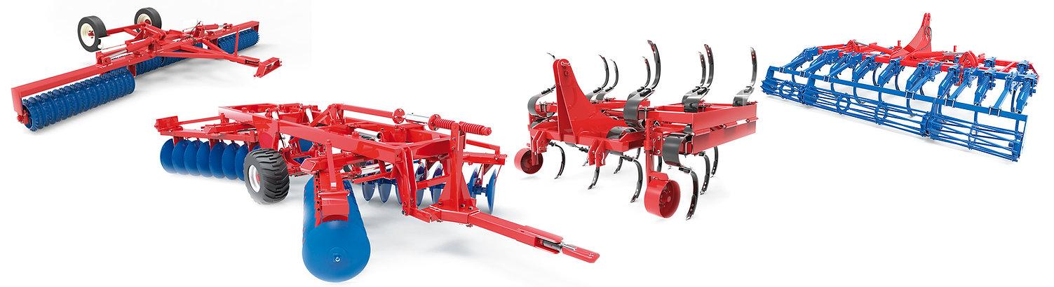 maquinaría agrícola fabricación y venta