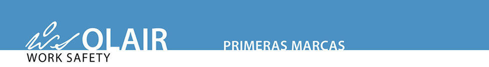 logotipo de olair ropa laboral primeras marcas