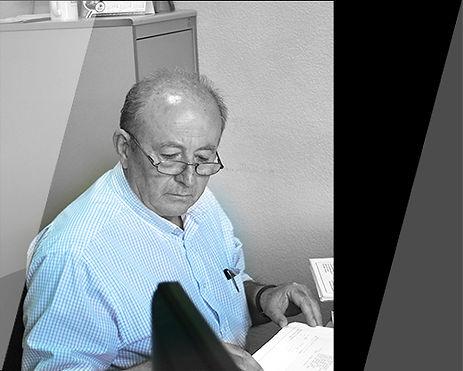 Dirección de Turrones La Gran Familia. Juan José Ramírez