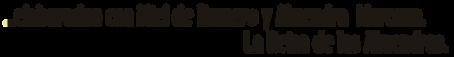 turrones elaborados con almendra marcona y miel de romero