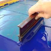 impresión en serigrafía