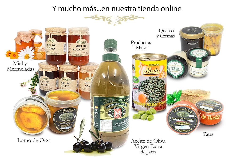 productos mata y embutidos caseros