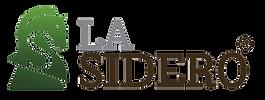 logotipo de maquinaria agrícola la sidero