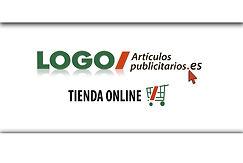 Logotipo de logo articulos publicitarios