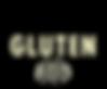 sello de turrón de almendras sin glutén
