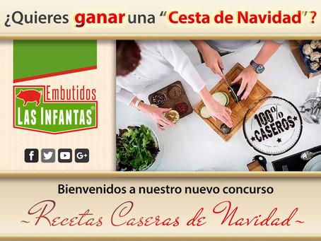 """Sorteos y ganadores de """"cestas de navidad""""."""