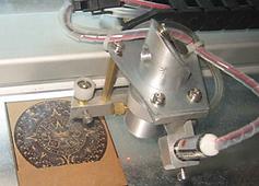 corte e impresión a laser