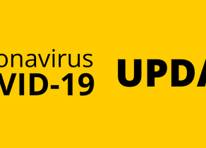 COVID 19 Update 25th September 2020
