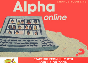Alpha Online with The Young Church Dublin