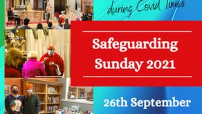 Safeguarding Sunday September 26th 2021