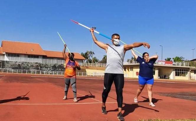 Paratletas de Uberlândia participam das classificatórias para campeonato nacional