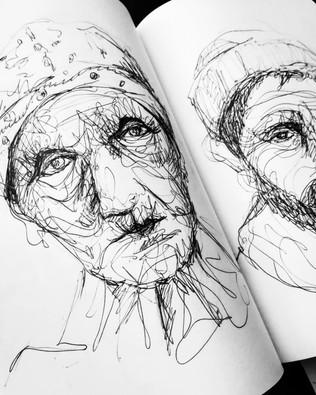illustration-visage-de-femmes