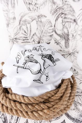 tshirt-blanc-imprimé-pirates-silowane