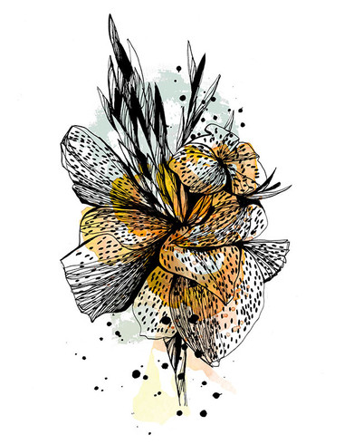 illustration-fleur-de-lys