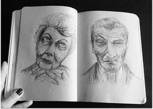 illustration-portraits-homme-et-femme