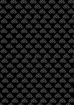 black lotus print