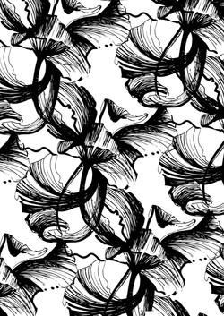 print fleurs graphiques