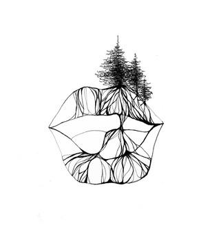 illustration-bouche-sapins