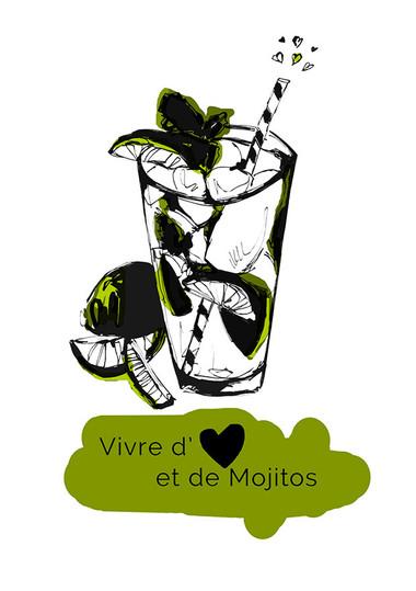 illustration-mojito
