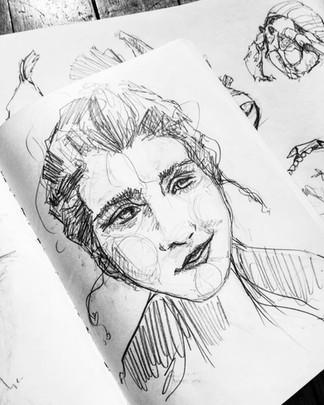 illustration-croquis-visage-femme