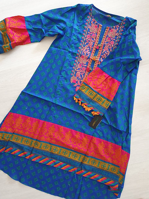 LIMELIGHT blue kurta