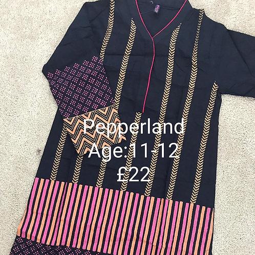 PEPPERLAND KURTA (11-12 years)
