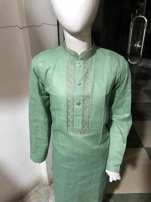 Mint green shalwar kameez