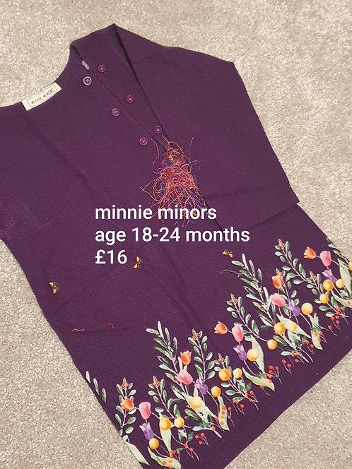 Minnie Minors (18-24 months)