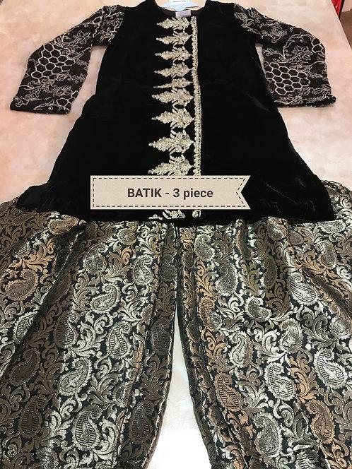BATIK gharara (8-9 years)