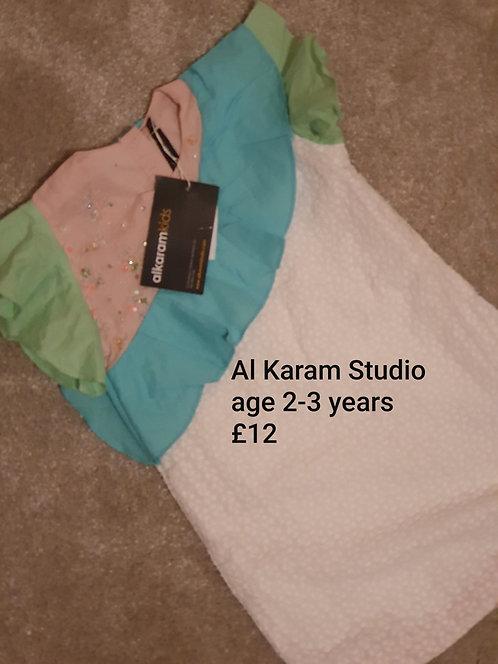 Al karam Studio (2-3 years) and (3-4 years)