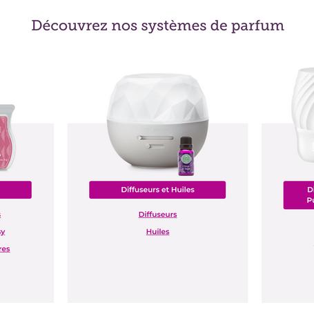 SCENTSY | SYSTÈMES DE PARFUM