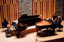 Fedorova-Takser Piano Duo Recital