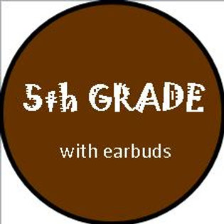 5th Grade -WITH Earbuds