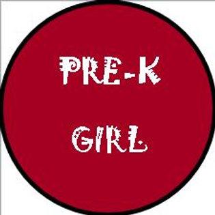 PreK - GIRL