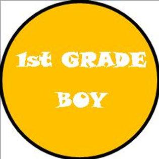 1st Grade - BOY with Headphones