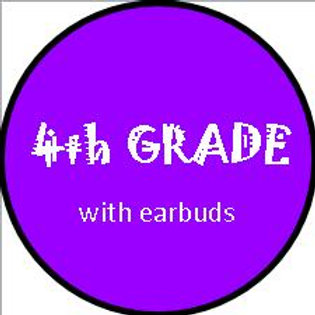 4th Grade - WITH Earbuds