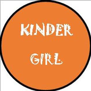 Kindergarten - GIRL
