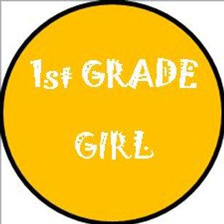 1st Grade - GIRL with Headphones