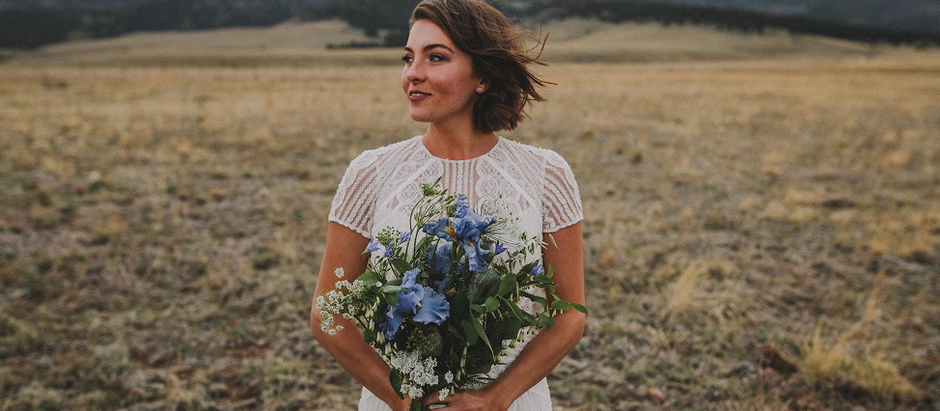 5 Best Updos for Your Mountain Wedding