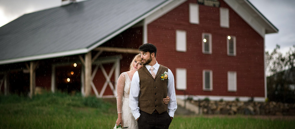 Top 5 Central Colorado Ranch Wedding Venues