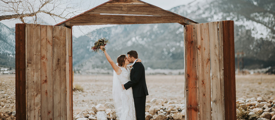 7 Things to Know About Mountain Weddings