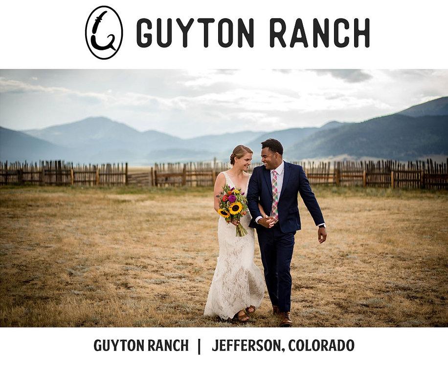 Venues - guytonranchwedding - Jefferson,