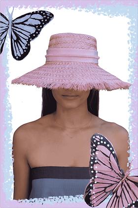 Portofino : sisal : pink spring